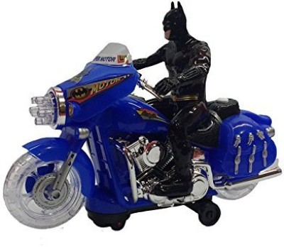 Darling Toys Batman Musical Speed Motorbike
