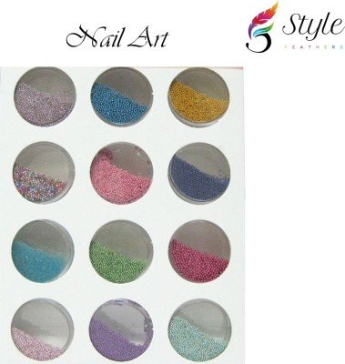 Style Feathers SF-Nil-art-Glitter31