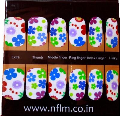 NFLM Designer Nailwear Kawaii Print