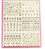 SPM big pack of nail art stickers m48 (y...