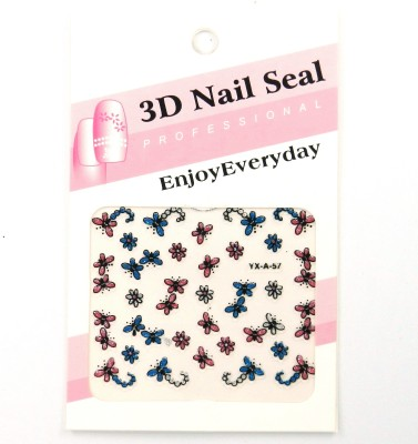 SPM Nail Art Pasting Stickers 3d For Girls