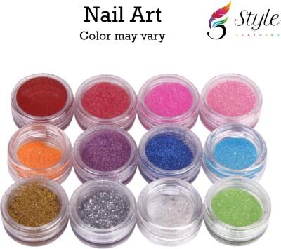 Style Feathers SF-Nil-art-Glitter