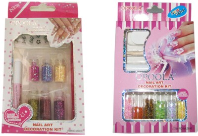 Opoola Nail art Decoration kit