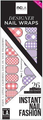 NCLA Gingham Style