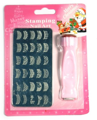SPM imported nail art stamping kit plate 31