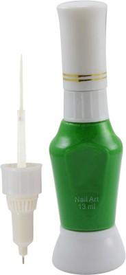 Adbeni GREEN COLOR NAIL ART PACK OF 1 PCS(GP)