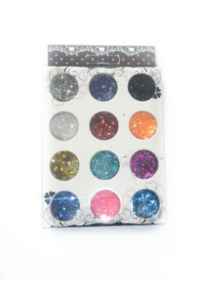 nail art Dust glitter