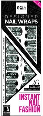 NCLA Mint Applique