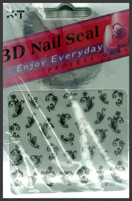 London Jewels 3D Nail Seal Model 001