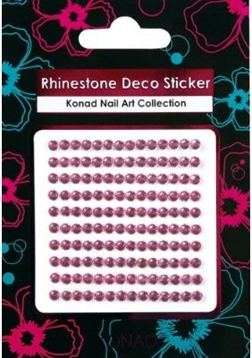 Konad Rhinestone Deco Sticker