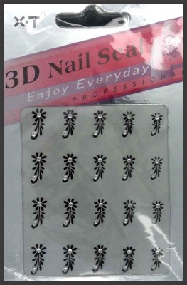 London Jewels 3D Nail Seal Model 003