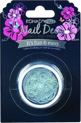 Konad Pro Nail Deco Metal Ball Chain