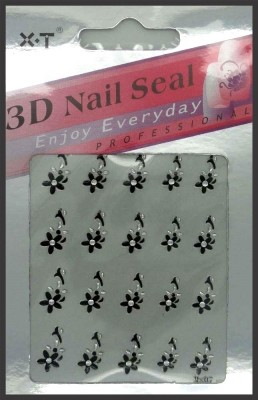 London Jewels 3D Nail Seal Model 008