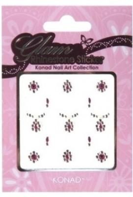 Konad Glam Rhinestone Nail Art Sticker