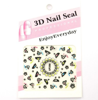 SPM Nail Art Pasting Stickers 3d For Women