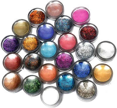 ARIP 12 Color Flocking Velvet Powder & Nail Art Glitter