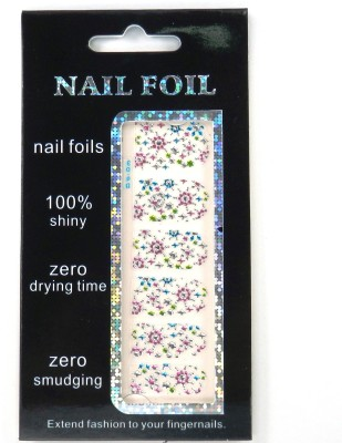 SPM Nail Art Foil Sticker