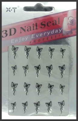 London Jewels 3D Nail Seal Model 002