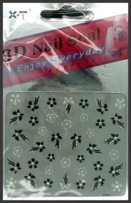 London Jewels 3D Nail Seal Model 009