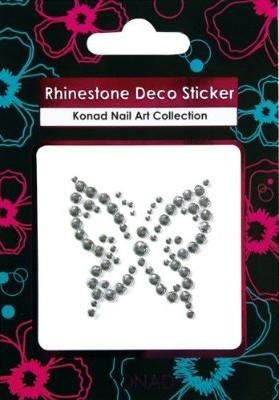 Konad Rhinestone Deco Sticker(KSDS - 3)