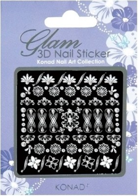 Konad Glam 3D Nail Art Sticker
