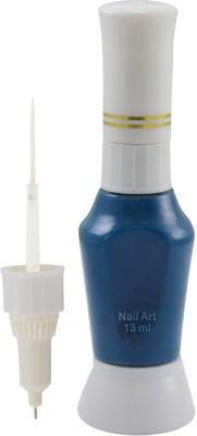 Adbeni BLUE COLOR NAIL ART PACK OF 1 PCS(GA)
