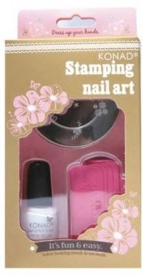 Konad Stamping Nail Art Kit - Stamping Set