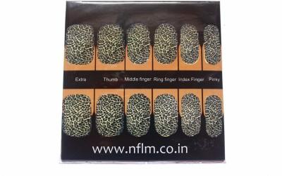 NFLM Designer Nailwear Wild child
