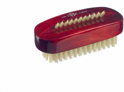 Kent ART8 Pure Beechwood & Pure Bristle Red Nail Brush 98mm