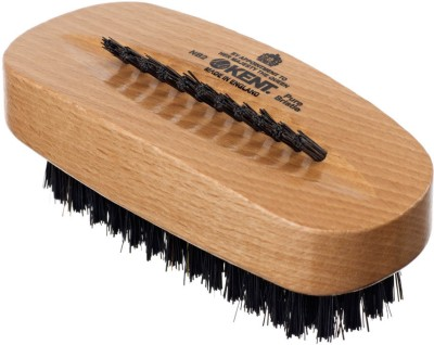 Kent NB2 Pure Beechwood & Pure Bristle Nail Brush 98mm