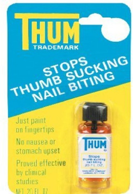 Thum Sucking Nail Biting Treatment - 0.2 Fl Oz