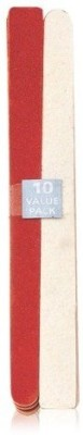 Basicare Emery boards value pack 10 pieces (145mm)(Set of 10)
