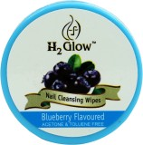 H2 Glow Blueberry Nail Paint Remover Pad...