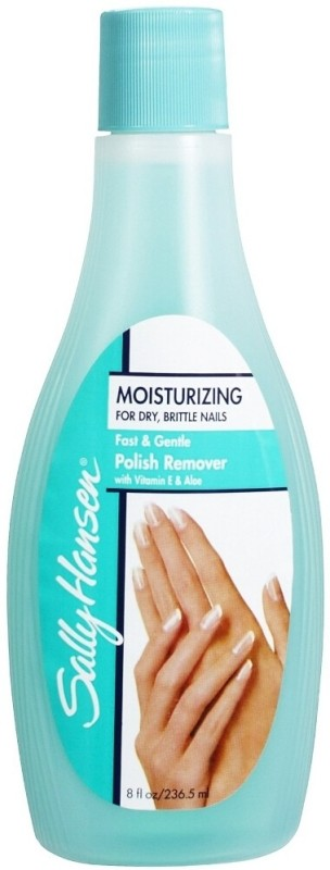 Sally Hansen Moisturizing Formula Polish Remover(236 ml)