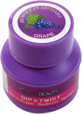 Swiss Beauty Nail Polish Remover Grape