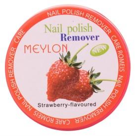 meylon paris nail polish remover strawberry