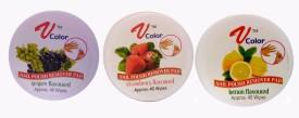 V-Color Nail Polish Remover Pads (Strawberry, Grapes, Lemon)