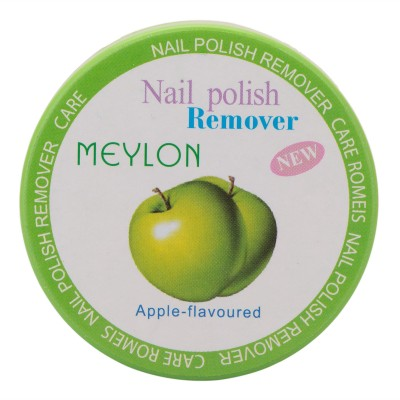 meylon paris nail polish remover apple