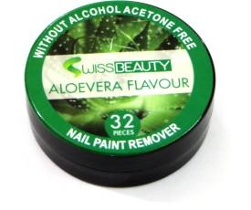 Swiss Beauty Nail Polish Remover Aloevera