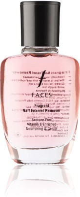 Faces Fragrant Nail Polish Remover Fruit Punch 30 ml