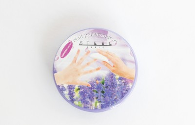 Brndey Steel Paris Lavender Nail Remover wipes