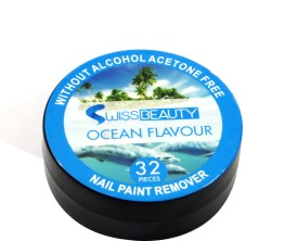 Swiss Beauty Nail Polish Remover-Ocean