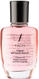 Faces Fragrant Nail Polish Remover Fruit Punch