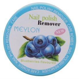 meylon paris nail polish remover blueberry