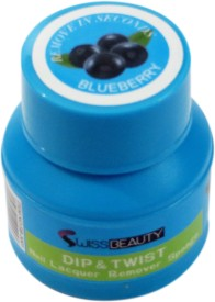 Swiss Beauty Nail Polish Remover Blueberry