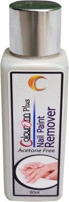 Coloronnplus Nail Paint Remover(Acetone Free)