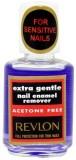 Revlon Extra Gentle Nail Enamel Remover ...