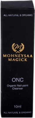 Mohneysaa Magick Organic Nail Paint Remover