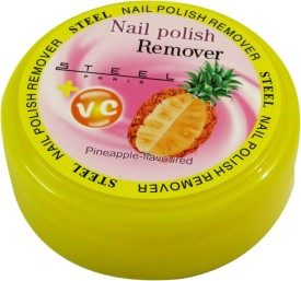 Steel Paris Pineapple-Nail Polish Remover