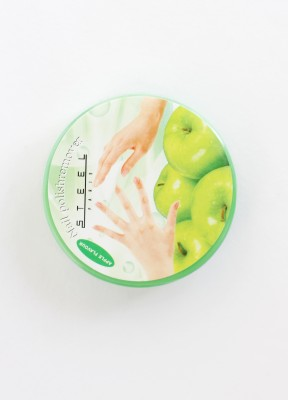 Brndey Steel Paris Apple Nail Polish Remover wipes